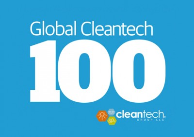 Ostara is Named in the 2014 Global Cleantech 100 for 6th Straight year: Recognized as Market Leader in Waste to Wealth Technology