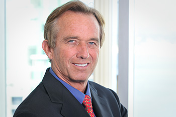 ROBERT F. KENNEDY, Jr., AB, JD, LLM