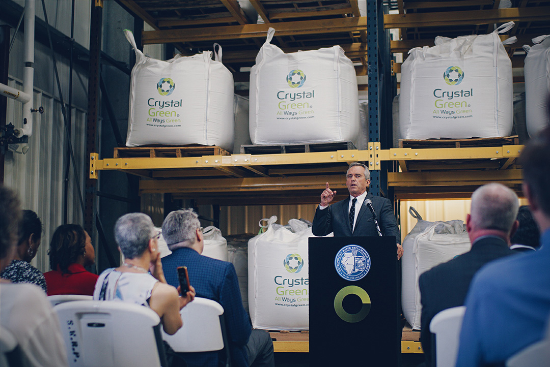 Robert F. Kennedy Jr. On The Importance Of New Chicago Area Nutrient Recovery Plant