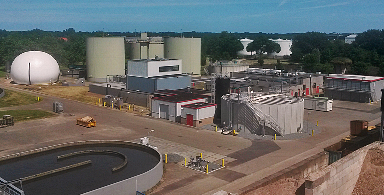 Dutch Waterboard opens Europe's first nutrient recovery facility at Amersfoort WwTW