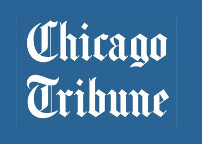 CHICAGO TRIBUNE | Chicago turning river pollutants into fertilizer